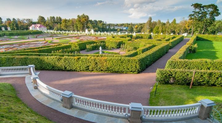 Список садов, парков и скверов Петербурга закрытых до 5 апреля ...