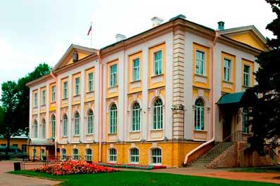 Администрация Петродворцового района: ул. Калининская, д.7