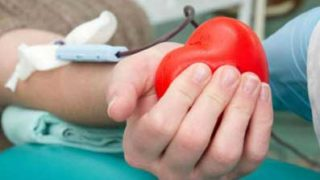Сдать кровь