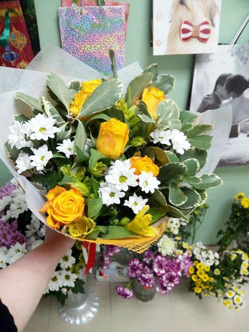 Цветы для тебя