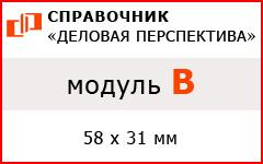 """Модуль """"B"""" в Справочнике """"Деловая перспектива"""""""