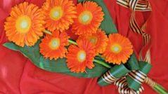 Цветы для ветеранов