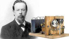 Александр Попов и его радио