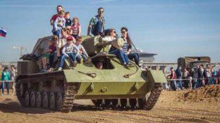 Танковый фестиваль «Боевая сталь»