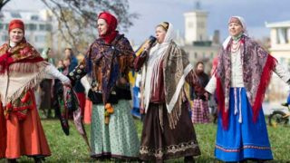 """фольклорный фестиваль """"Кружане"""""""