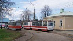 Трамвай 36-го маршрута