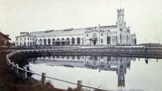 Вокзал в Новом Петергофе