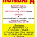 """Пример модуля """"64 х 95 мм (страница)"""" в Расписании движения электропоездов, выпускаемом газетой """"Деловая перспектива"""""""