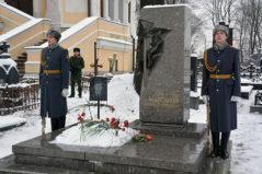 Могила на Никольском кладбище генерал-майора Михаила Малофеева
