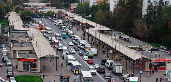 """Станция метро """"Проспект Ветеранов"""""""