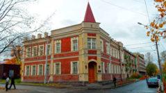 Краеведческий музей города Ломоносова