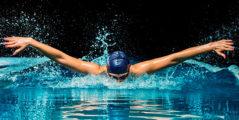 Плавание. Стиль баттерфляй