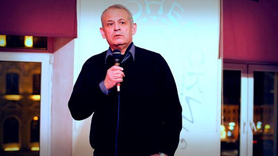 историк Б.Г. Кипнис
