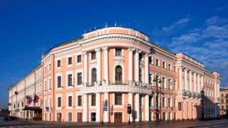 Особняк-Елисеевых - вид со стороны Невского проспекта