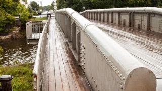 Доковый мост Кронштадта