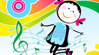 Детский музыкальный конкурс