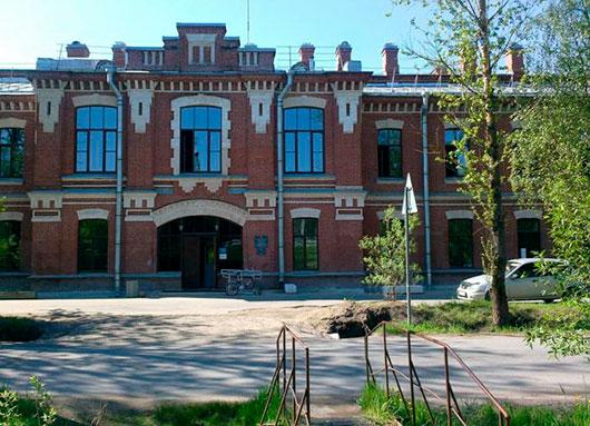 Улица Юты Бондаровской