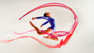 Художественная-гимнастика