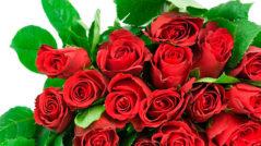 Цветы для юбиляра